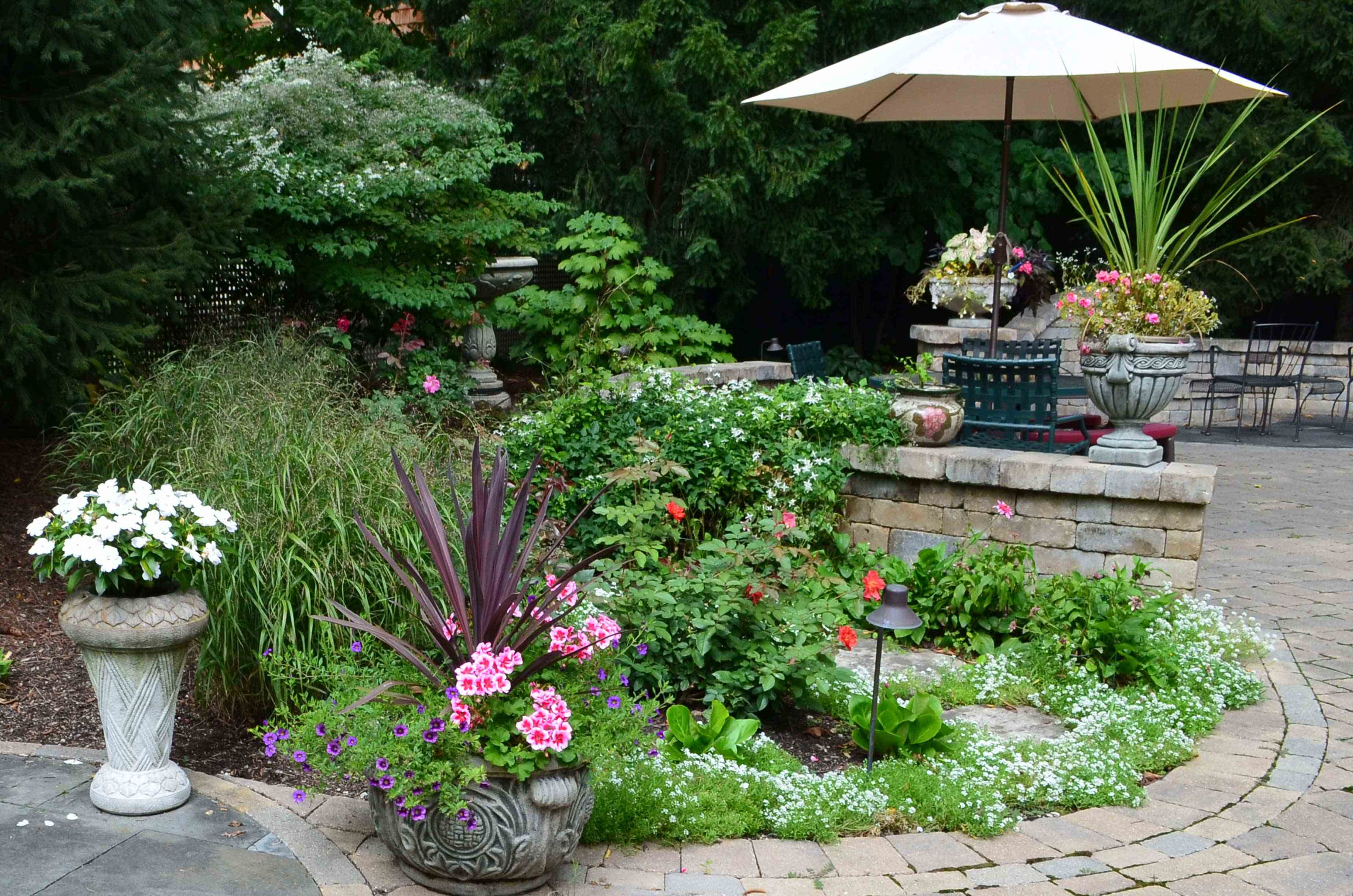 5 Steps To A Beautiful Container Garden