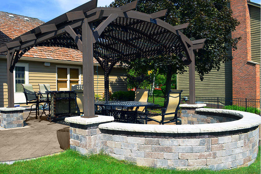 beautify your outdoor living space and increase your property value