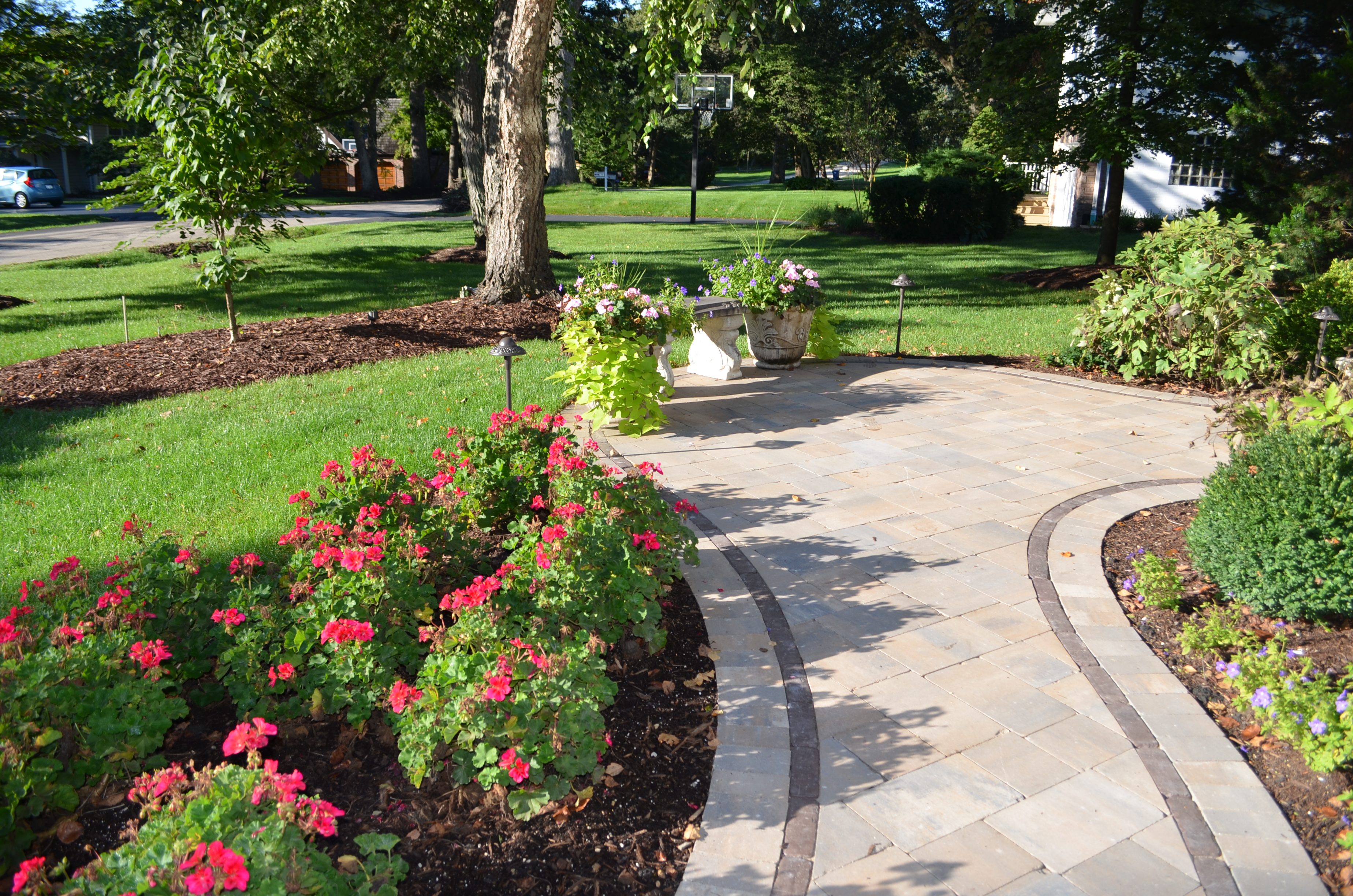 7 Tips For Creating Beautiful Outdoor Walkways Landscape Creations