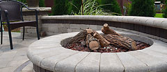 Fire Pits and Retaining Walls