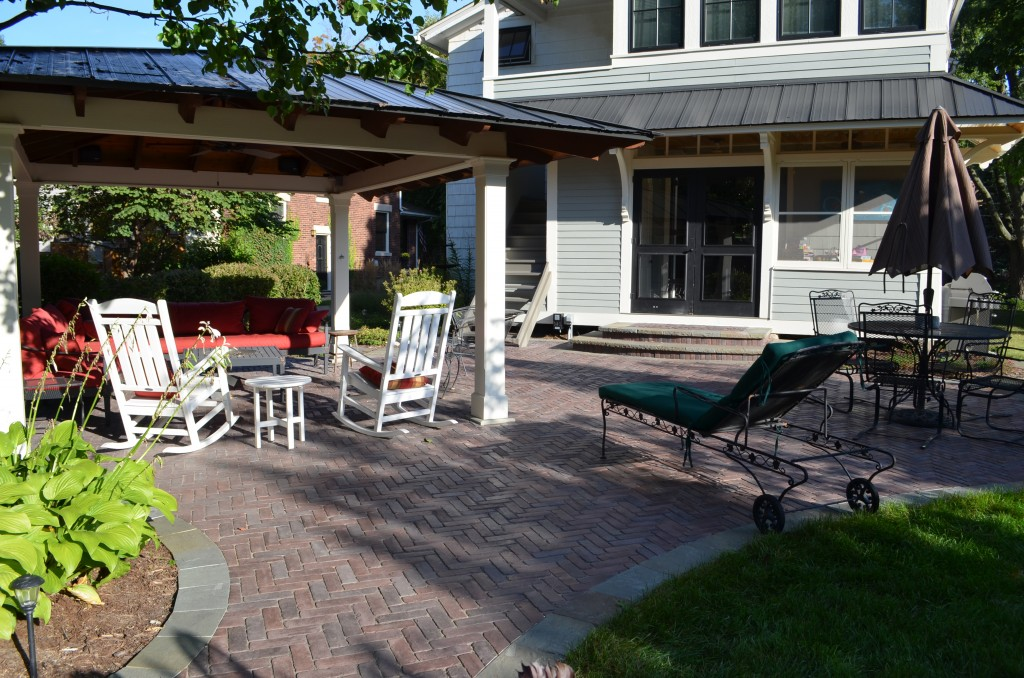 Patio Features